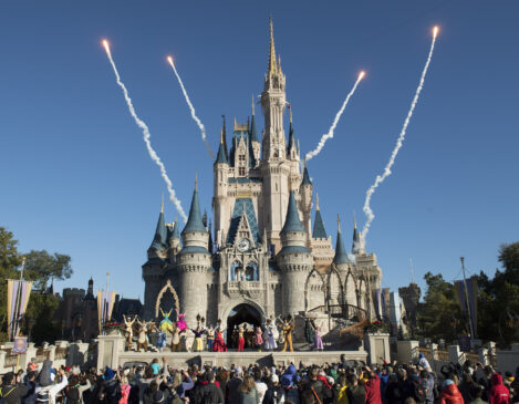 Disney World Florida Reopening From 11th July