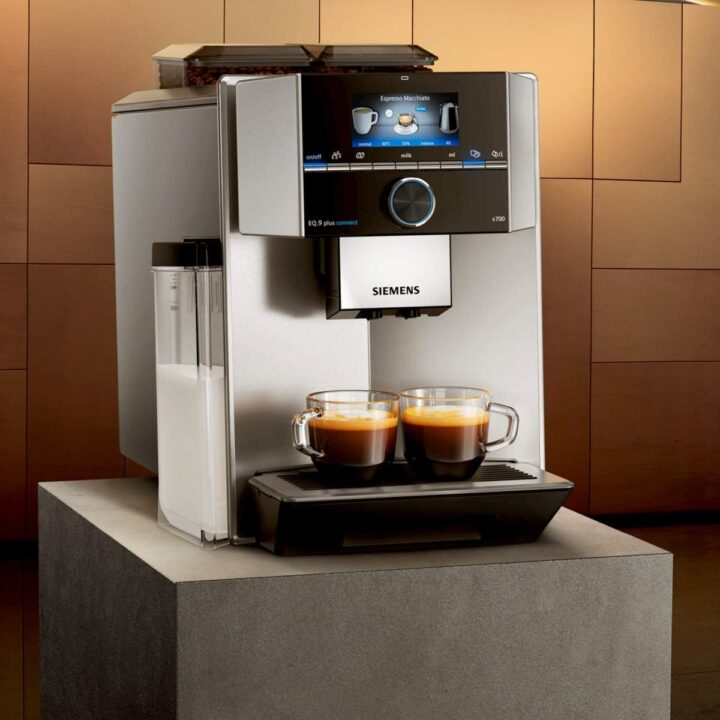 Siemens EQ.9 Plus Connect s700 Coffee Machine Review